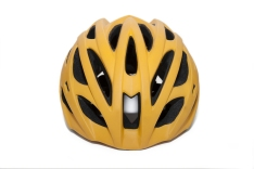 Bicycle Helmet In Font View
